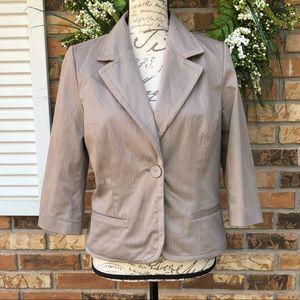 AGB blazer size 10